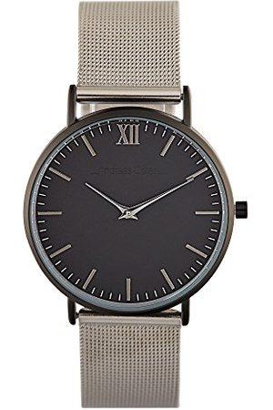 Andreas Osten Unisex analog automatisk klocka med rostfritt stål armband AO-224