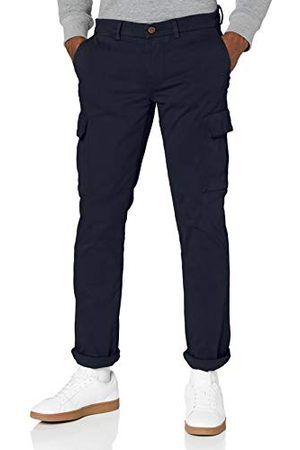 7 for all Mankind Män Slimmy Tap. Cargo Chino Casual Pants