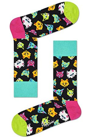 Happy Socks Glada strumpor herr rolig kattstrumpa