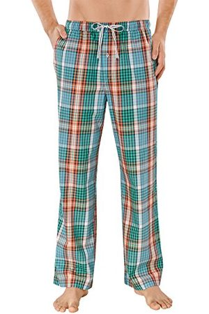 Schiesser Mix & slappna av slang långa pyjamas för män