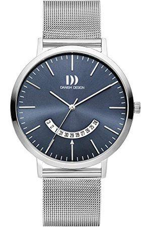 Danish Design Herr analog kvartsur med rostfritt stål armband IQ68Q1239
