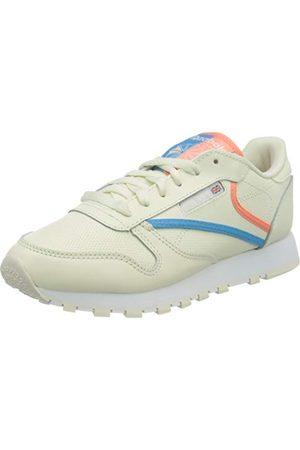 Reebok Damer Cl Lthr Running sko, Ftwwht kol Vecred41 EU
