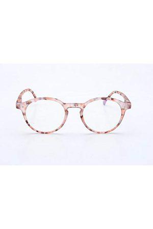 Visionblue Unisex-vuxna PC04 Safari Light +3, 00 sportglasögon, (Noir/bleu), 55,0