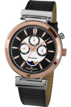 Jacques Lemans Verona 1-1698B läderrem klocka