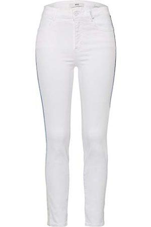 Brax Dam stil Shakira S fri att flytta hoppa i färg skinny jeans