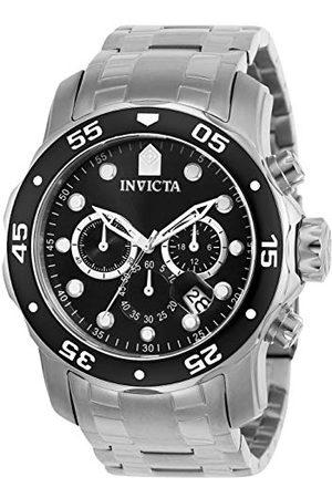 Invicta 0069 Pro Diver – Scuba herr klocka rostfritt stål kvarts urtavla