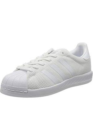 adidas Unisex barn superstar Bounce By1589 sneaker, By1589-35.5 EU