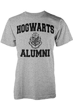 Plastic Head Plasthuvud herr Harry Potter Alumni Bandad Krage Kortärmad T-shirt
