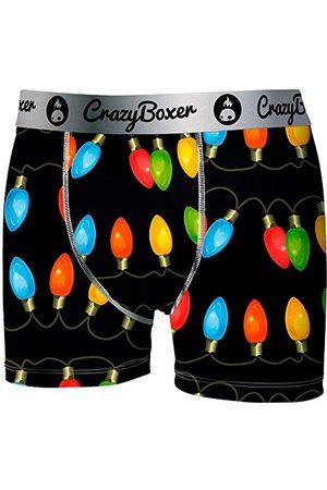 Crazy Boxer Boys T478-1-a Talla 6/8: Boxer UNITARIO INFANTIL-mikrofiber – 92 % polyester 8 % elastano, 1 st T478-1, 0,75