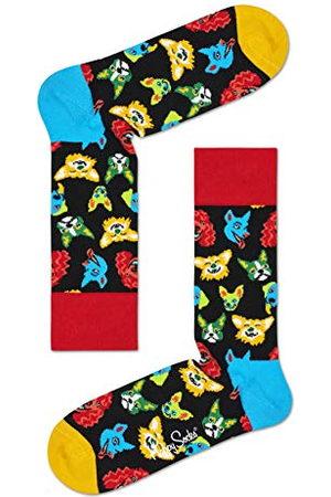 Happy Socks Roliga hundstrumpor för män
