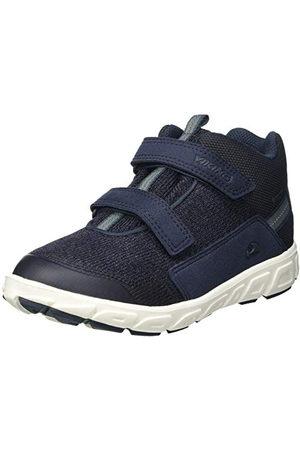 viking Unisex barn oxdjur Mid Gtx Walking-sko, Maringrå - 33 EU