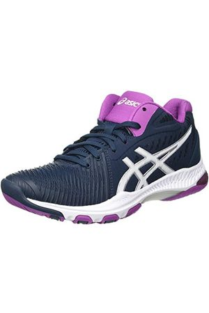 Asics Kvinnor NETBURNER BalLISTISK FF MT Volleybollsko, Fransk /Rent , 7 UK