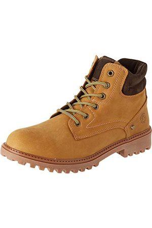 Lumberjack Herr flod ankelstövel, Yellow Dk Brown6.5 UK