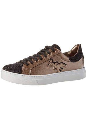 Patrizia Pepe Flicka Ppj504 sneaker, brons39/39.5 EU