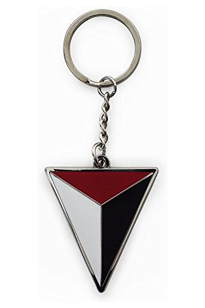 Gaya Makarted – SHORELINE TRIANGLE LOGO KEYCHAIN