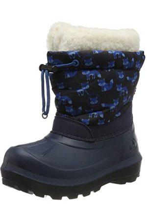Viking Unisex barn snöfall räv snökängor, marinblå marinblå 505-26 EU