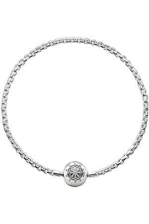 Thomas Sabo Armband för kvinnor för karma Beads 925 sterling KA0001–001–12