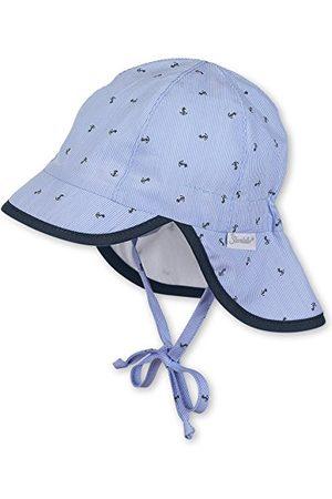 Sterntaler Baby Boys' paraplyskydd M. Nackskydd Hat