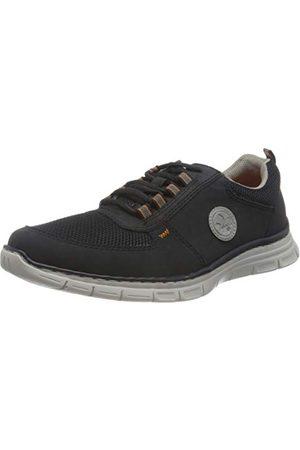 Rieker Herr B4820 sneaker, blå41 EU