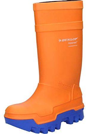Dunlop Protective Footwear (DUO19) Dunlop skyddande skor (DUO19) Dunlop Purofort termo+ säkerhetsstövlar, Orange8 UK