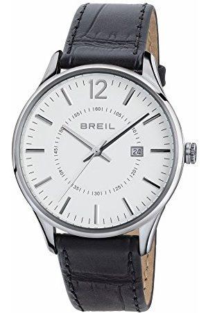 Breil Dam analog kvartsklocka med läderarmband TW1562