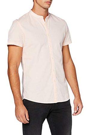 TOM TAILOR Herr golvkrage jacquard skjorta
