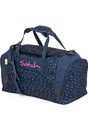 Satch Funky Friday sportväska för barn, 50 cm, 25 liter, små trianglar