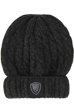 Blauer Blå accessoar för män hatt basker