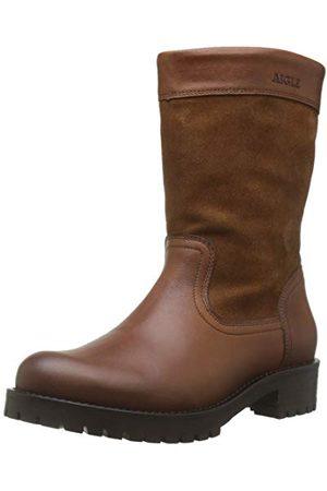 Aigle Dam Lierzon Boot stödstövlar, kamel 001-38 EU