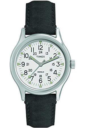 Timex Herr analog kvartsklocka Mk1 bandet /