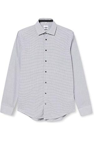 Seidensticker Sidenklistermärke män business skjorta