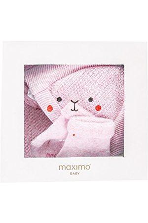 maximo Baby-flicka presentset, tyg, strumpor mössa, (utsökt samellerad 74), 41