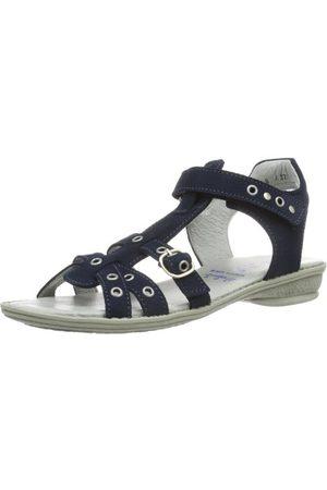 Däumling Djumling Maxi flickor T-spangen sandaler, Turino Tartuffo89-35 EU Schmal