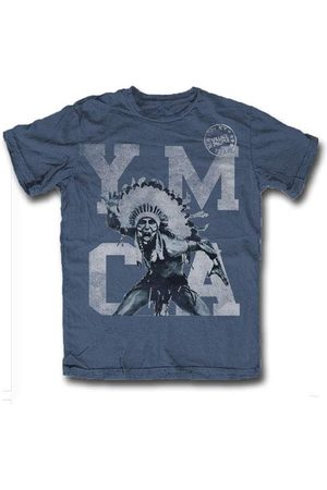 Village People Herr indisk t-shirt