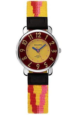Shaon Djungel-armbandsur barn 42-1001-72 analog kvarts