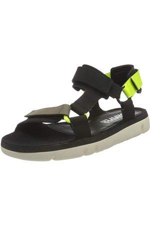 Camper Herr Oruga sandal, MULTI42 EU