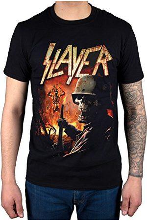 AWDIP Slayer herr fackla rund hals kortärmad t-shirt