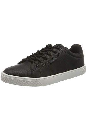 Jack & Jones Herr Jrtrent Pu Anthracite 19 Sneaker, antracit36 EU