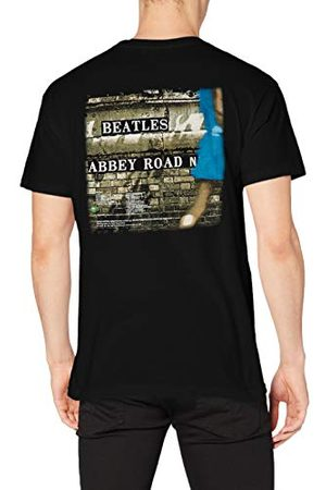 UNKNOWN The Beatles Abbey Road kortärmad t-shirt