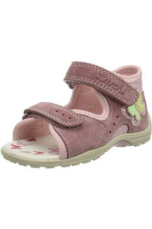 Lurchi Baby-flicka Marisi-sandaler, Muldfärgad ros - 21 EU