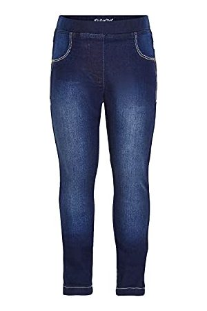 Minymo Flickor Jegging Power Stretch Slim Fit Jeans