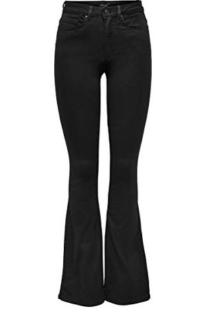Only Damer flared jeans