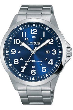 Lorus Sport herrklocka rostfritt stål med metallband RH925GX9