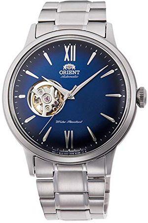 Orient Mäns analog automatisk klocka med rostfritt stål armband RA-AG0028L10B