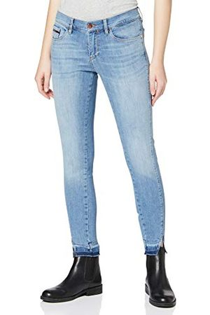Calvin Klein Mr skinny twisted Ankle-unusual jeansbyxor