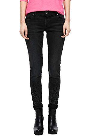 s.Oliver Damer skinny jeans