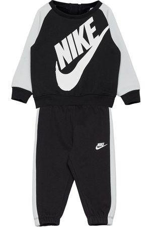 Nike Barn Babyset - Nkn Over D Futura Crew Set Tracksuit