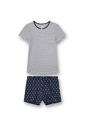 Sanetta Flicka sovplagg kort pyjamas