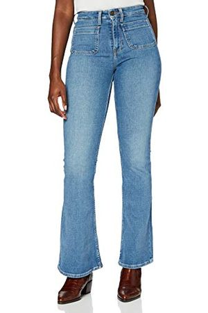 Lee Kvinnors bris lapp ficka jeans