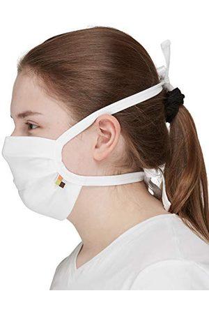 loud + proud Högt + stolt unisex 10 bindande mun- och näsmasker